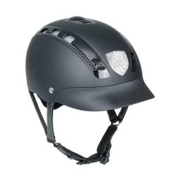 Casque Casco Passion Plus Noir