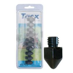 Crampons durs Obus Tacx 17 mm