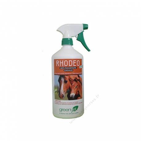 Spray Rhodeo Chevaux