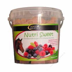 Horse Master Nutrisweet Fruits Rouges
