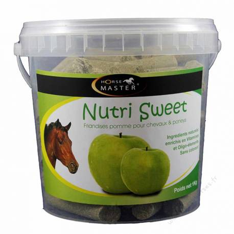 Horse Master Nutrisweet Pomme
