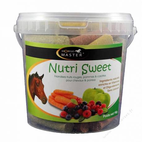 Horse Master Nutrisweet Triple Saveurs