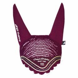 Bonnet anti-mouches EuroStar Crystal Aubergine
