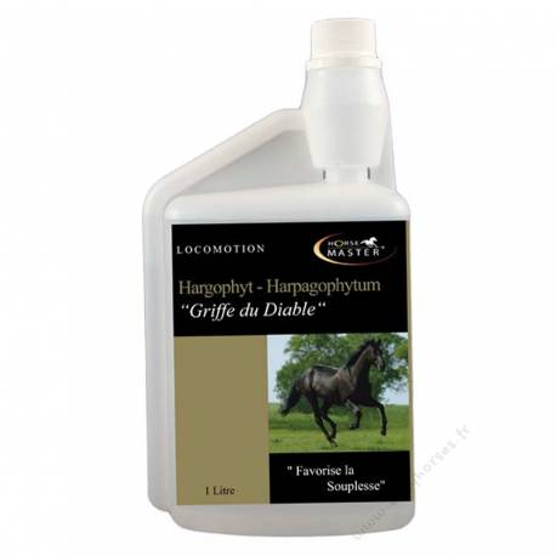 Horse Master Hargophyt Griffe du Diable