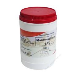 Montmorillonite pour poulains