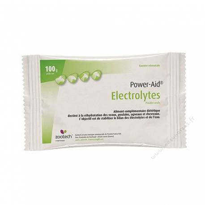 Power Aid Electrolytes