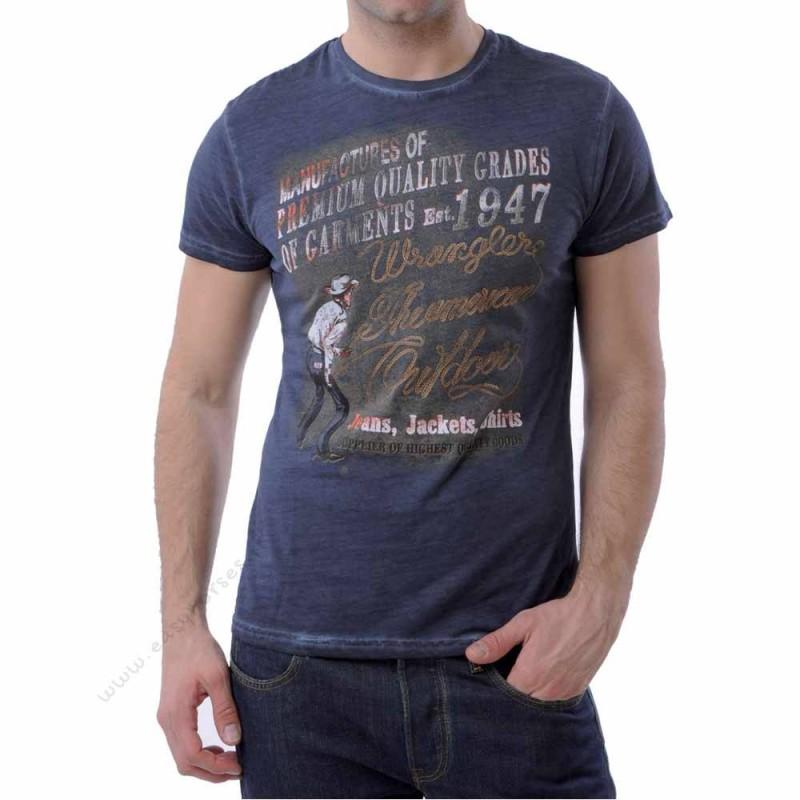 T-Shirt Wrangler Classic
