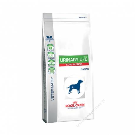 Royal Canin Urinary U/C Low Purine UUC 18