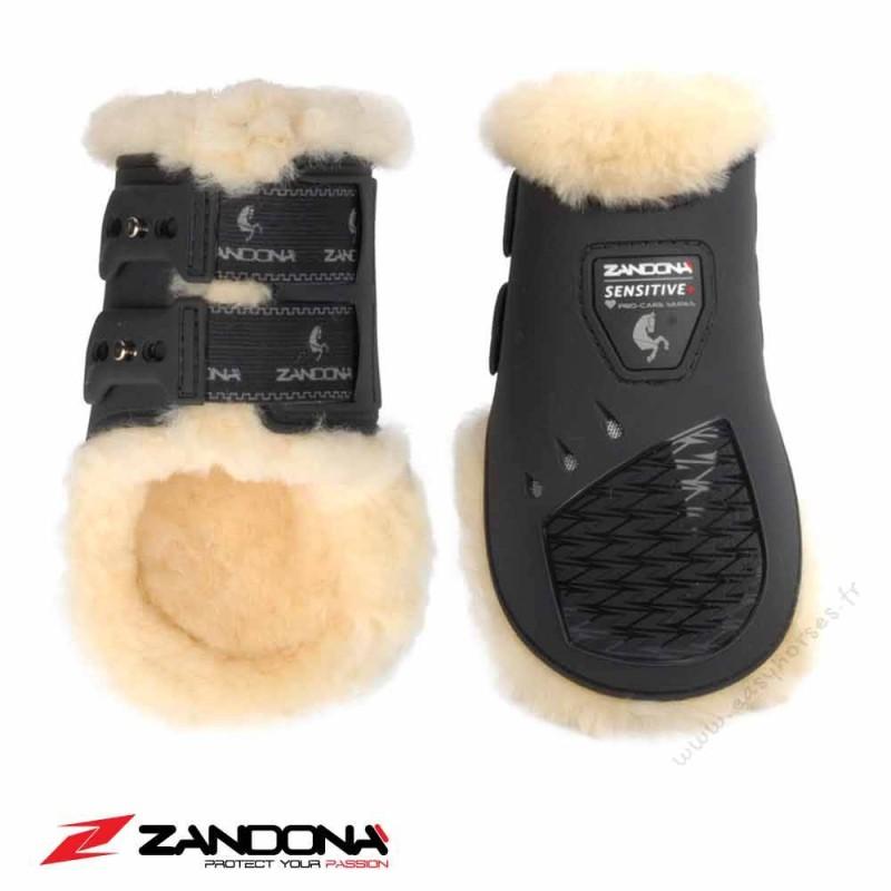 Protège boulets Zandona Carbon Air Sensitive