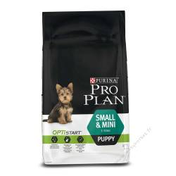 Proplan OptiStart Small & Mini Puppy 7 kg