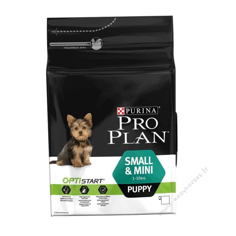 Proplan OptiStart Small & Mini Puppy 3 kg