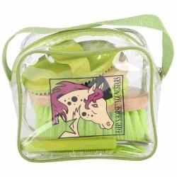 Sac de pansage Enfant vert