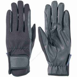 Gants Harry's Horse Ultra noirs