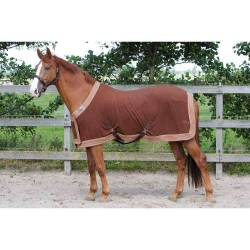 Couverture Polaire Harry's Horse marron