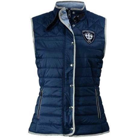 Bodywarmer HV Polo Parsley Bleu marine