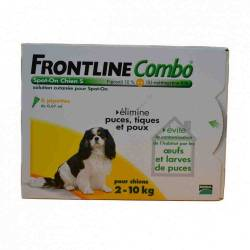Frontline Combo Spot-on S petit chien