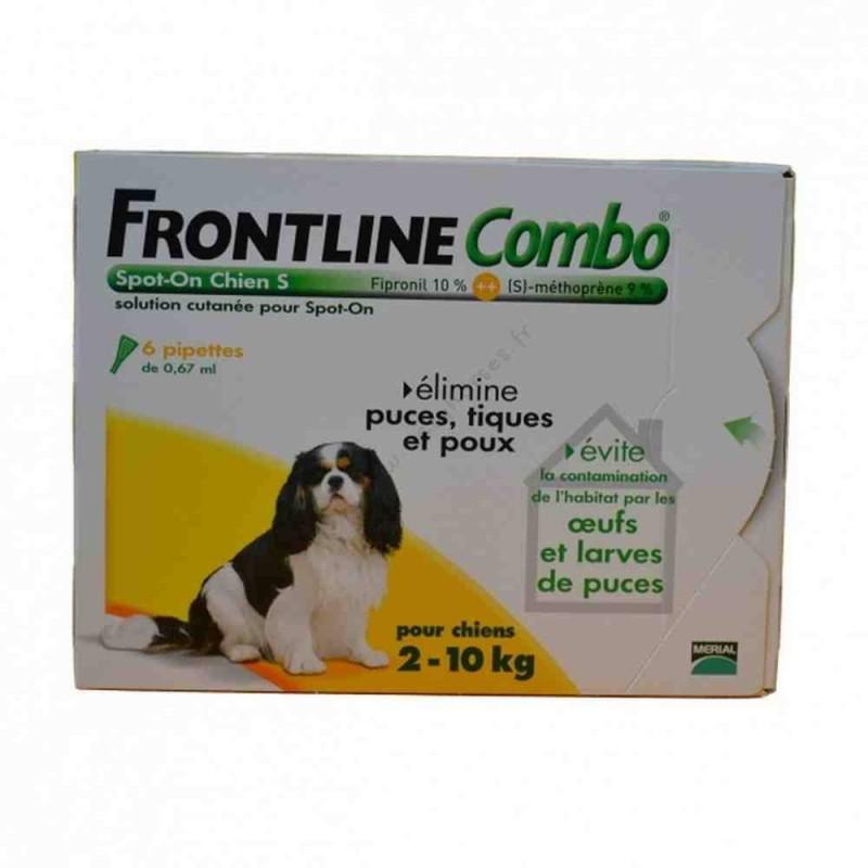 Frontline Combo Spot-on S petit chien