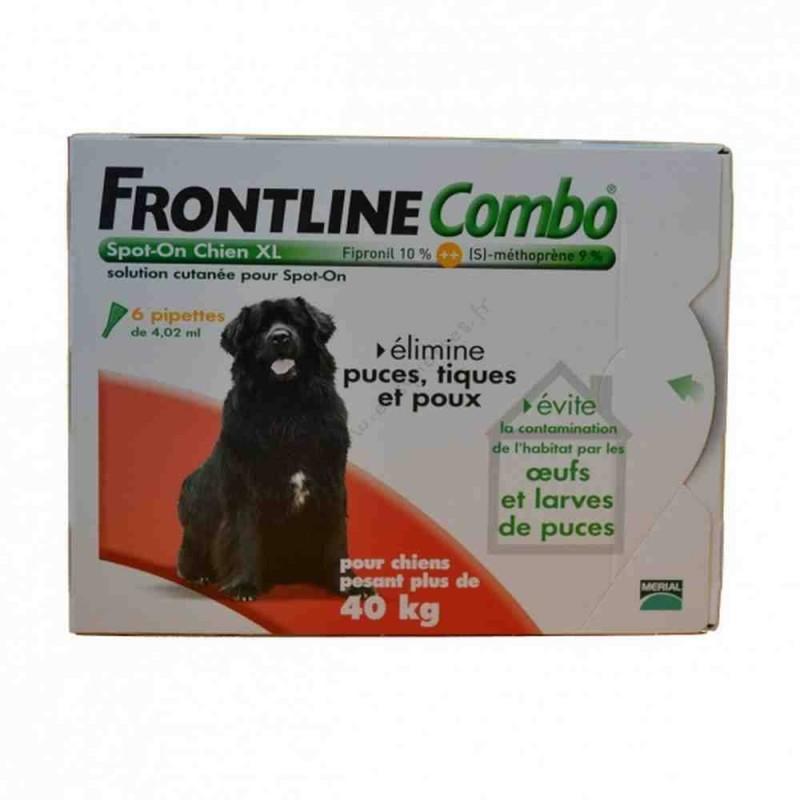 Frontline Combo Spot-on XL chien géant