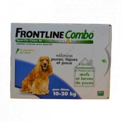 Frontline Combo Spot-on M chien moyen