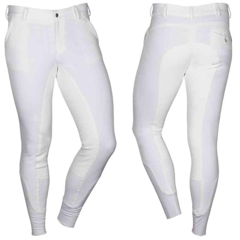 Pantalon équitation Kensington plus blanc