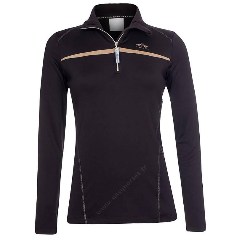 HV Polo PRO T-shirt à zip Larome