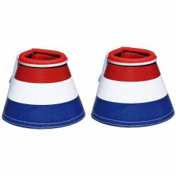 Cloches Harry's Horse Flag bleu blanc rouge