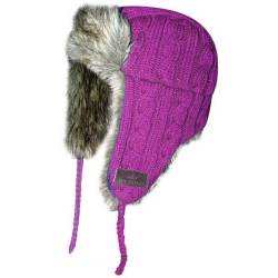 Bonnet HV Polo Knitted Fur