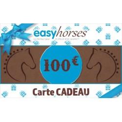 Carte cadeau Easyhorses - 100€
