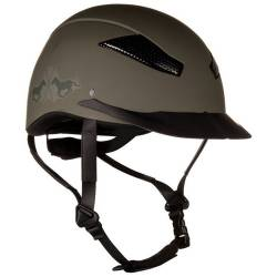 Casque HV Polo Langley Army
