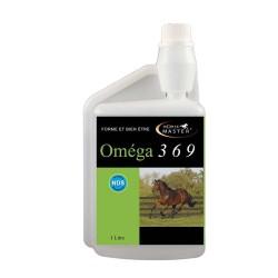 Horse Master Oméga 3 6 9