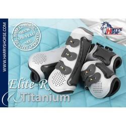 Guêtres et protège boulets Elite-R Titanium