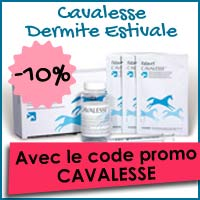 Code Promo CAVALESSE dermite estivale