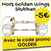 Code Promo mors Stubben Golden Wings