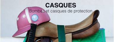 Casques de protection cavaliers